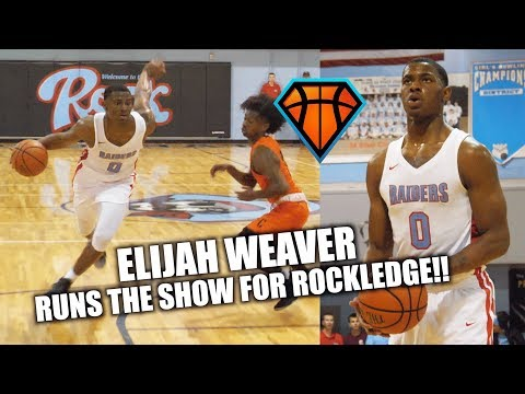 Elijah Weaver RUNS THE SHOW for Rockledge in BIG WIN vs Crosstown Rival!!