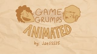 Dan's Fanfiction - Game Grumps Animated