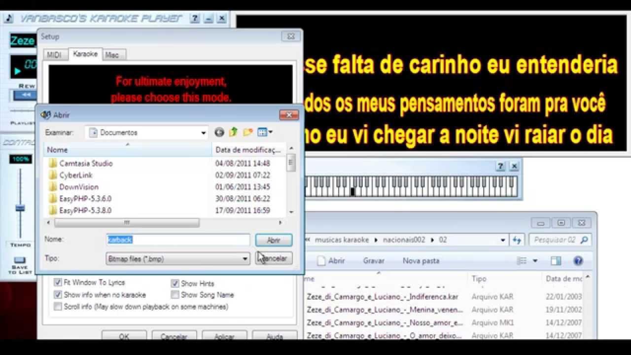vanBasco's Karaoke Player 2 53 Download | MadDownload com