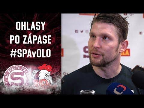 Kapitán Petr Vrána hodnotí utkání s Olomoucí