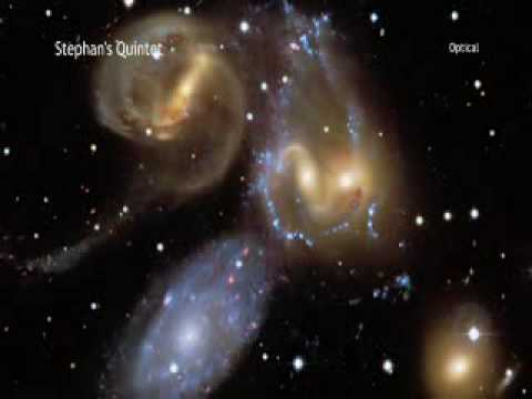Stephan's Quintet in 60 Seconds (High Definition)