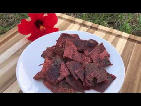 how to make li hing mui