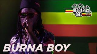 Burna Boy Live @ Reggae Geel Belgium 2019 FULL SHOW !!!