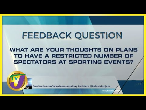 Feedback Question   TVJ News - June 24 2021