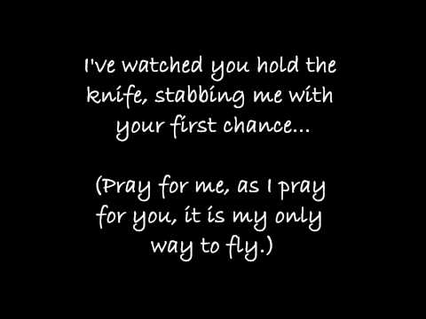 Beneath the Sky - Misery With a Delicate Voice (Lyrics | HQ)