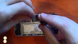 Cómo cambiar la pantalla de tu iPhone 4
