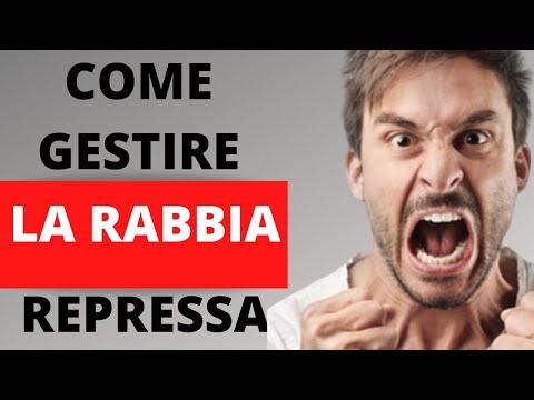 Come Gestire la Rabbia Repressa