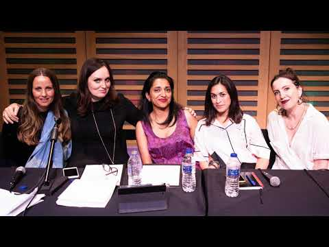 111. Being Part of Two Worlds with Karen Cogan, Emily Lloyd Saini and Sherin Khankan