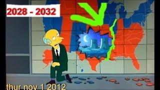 Simpsons Predict FUTURE OF AMERICA 2019 pt2