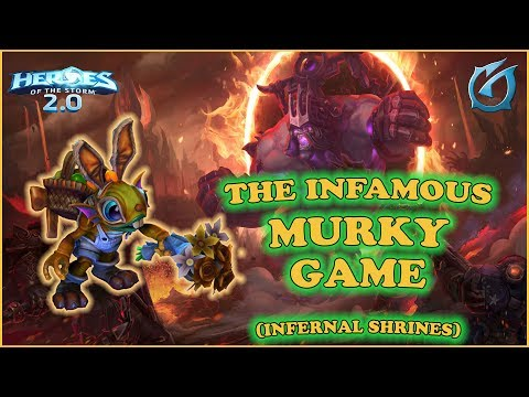 Grubby | Heroes of the Storm 2.0 | Murky - The Infamous Murky Game (QM) - Infernal Shrines