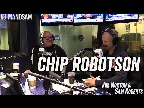 Chip Robotson w Robert Kelly  Jim Norton & Sam Roberts