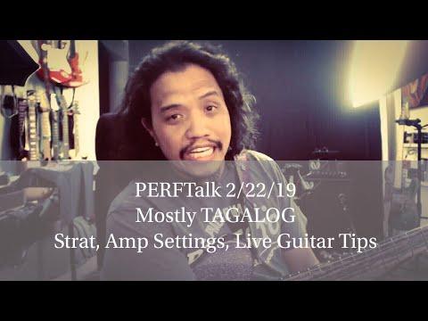 #PERFTalk LIVE:  2-22-19 Hang, Chat FAQ, Mostly TAGALOG