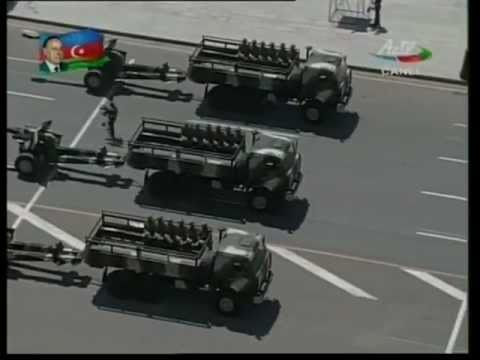 Azerbaijan Military Parade 2011 (Full Army Parade in High Quality)