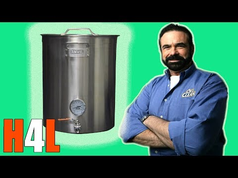 HOW TO CLEAN A HOMEBREW BEER KETTLE