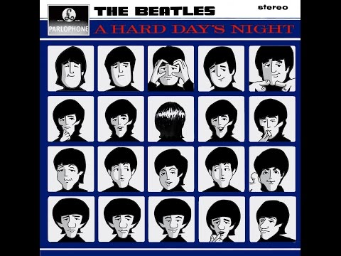 A Hard Day's Night  - The Beatles Full Album Cover Compilation