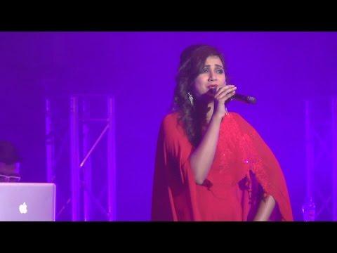 [NL-2016] SHREYA GHOSHAL | Sun Raha Hai Na Tu | Live in the Netherlands