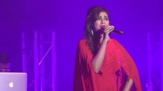 SHREYA GHOSHAL | Sun Raha Hai Na Tu | Full Song | Live Performance In The Netherlands