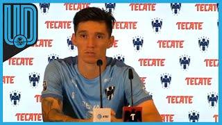 El futbolista argentino habló en conferencia de prensa de cara a la Jornada 11 del Guardianes 2020 frente al Atlético de San Luis
