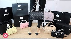 My ENTIRE CHANEL HANDBAG, Ready to Wear, Shoes & Jewellery COLLECTION