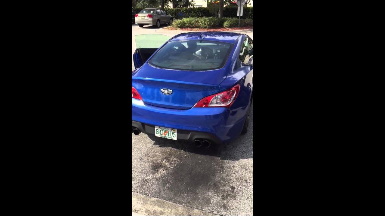 2014 Hyundai Genesis Coupe 2 0 T >> Genesis coupe dc sport - YouTube