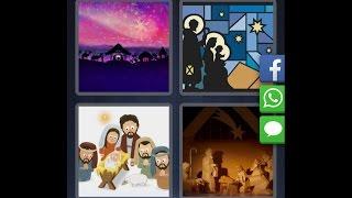 4 Images 1 Mot - Énigme Journalière 20.12.2016 (Noël 2016 - Décembre) [HD] (iphone, Android, iOS)