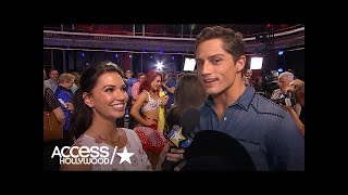 'DWTS': Bonner Bolton Says He'd Love To Take Normani Kordei On A Date!