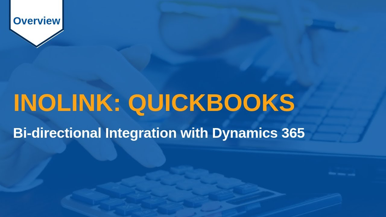 Dynamics CRM QuickBooks Integration | Inogic