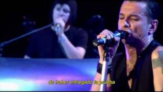 Depeche Mode Policy of Truth, Subtitulos Español