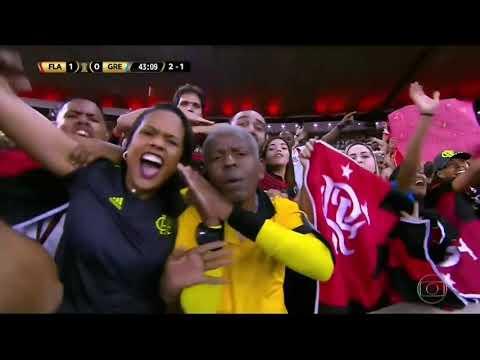 Flamengo 5 x 0 Grêmio - Semifinal Libertadores 2019 - YouTube