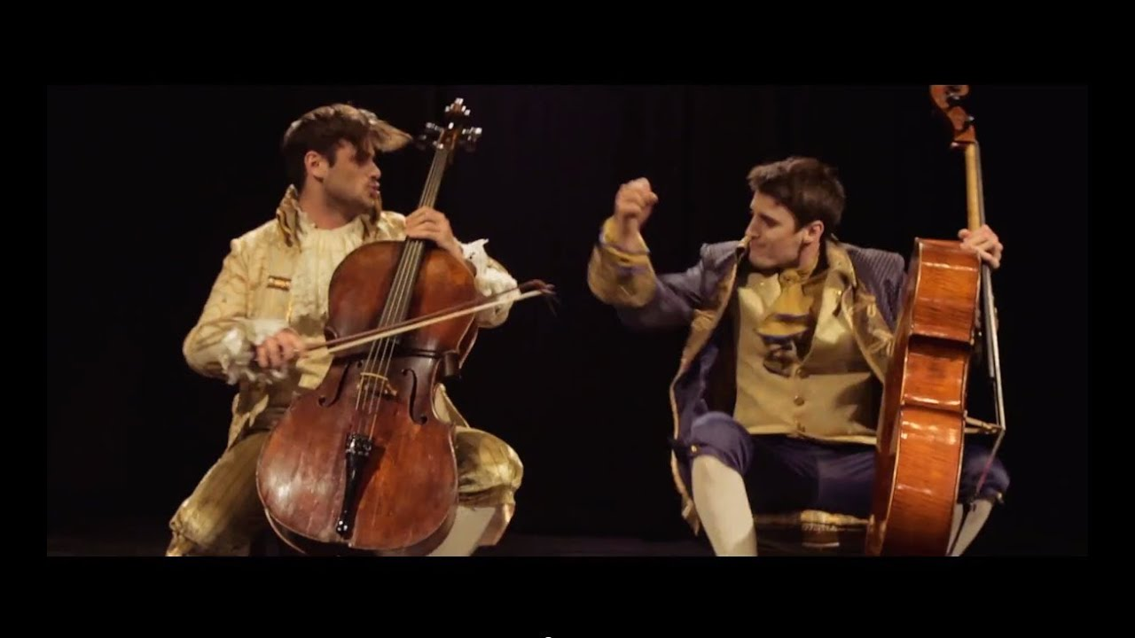 2 Cellos - Thunderstruck