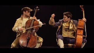 2CELLOS - Thunderstruck [OFFICIAL VIDEO](http://www.facebook.com/2Cellos http://www.instagram.com/2cellosofficial From our new album Celloverse - out now! iTunes: http://smarturl.it/celloverse ..., 2014-02-18T22:06:42.000Z)