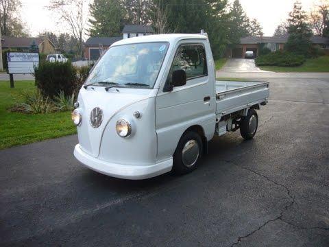Mini Truck With Vw Body Kit
