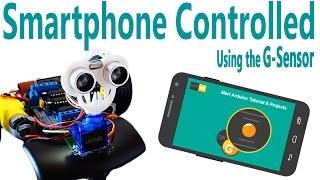 كيفية جعل بلوتوث تحكم Arduino روبوت سيارة عن بعد   XY