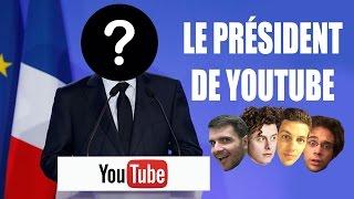 Expérience logique des présidentielle du YouTube Game