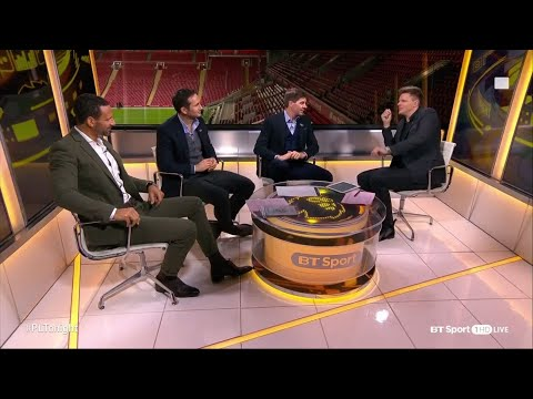 Steven Gerrard, Rio Ferdinand and Frank Lampard talk pre-match rituals and superstitions