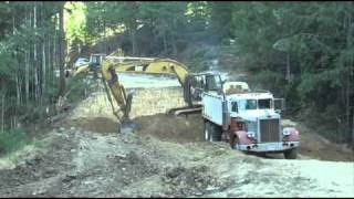 Stream Restoration In Redwood Forestlands