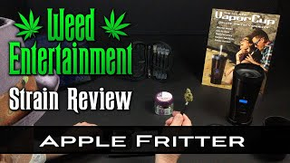 Apple Fritter - Hybrid - by Synergy Cannabis - Strain Review - from Dr Greenthumbs, Sylmar Ca