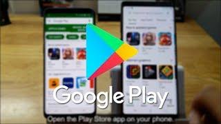 2 Ways to Update Google Play Store