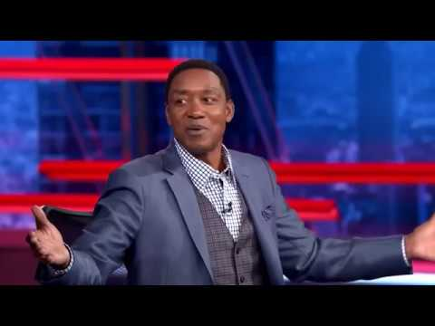 ISIAH THOMAS EXPOSES THE TRUTH ABOUT BLACK AMERICANS LIVE ON TNT
