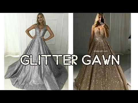golden-bling-v-neck-long-prom-halter-prom-dress-||-sparkly-ball-gown-v-neck