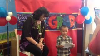 Golden Oak Elementary a little something for  Mrs. Houston