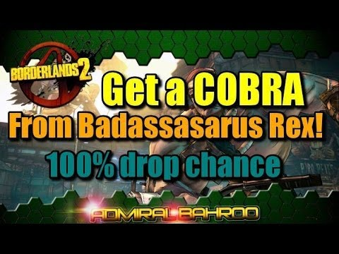 Final Loot Hunt Day - 100% drop chance on the Cobra!!