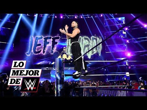 ¡Celebramos 20 años de Jeff Hardy en WWE!: Lo Mejor de WWE