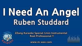 ruben-studdard-i-need-an-angel-1-minute-instrumental-zzang-karaoke