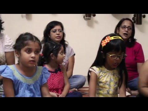 PT. Jasraj school of music Mumbai  Little Rockstar