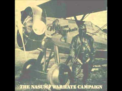 Nasum silent from the nasum campaign split ep with warhate