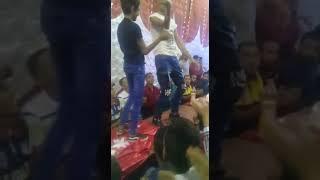 اتقل رقص مرون كسح و باسم بسكوته عله مهرجان اولاد الجيه