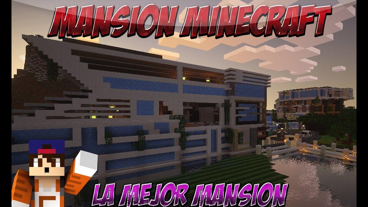 Minecraft 1 8 1 1 8 1 descargar e instalar mapa de for Casa moderna 10 x 10 minecraft