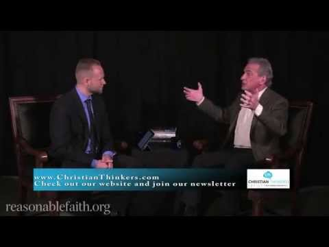 Christian Thinkers Society at HBU | William Lane Craig's Interview with Jeremiah Johnston