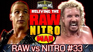 "Raw vs Nitro ""Reliving The War"": Episode 33 - May 20th 1996"